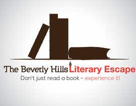 nº 9 pour Design a Logo for The Beverly Hills Literary Escape par tutunjieva