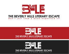 alexandracol tarafından Design a Logo for The Beverly Hills Literary Escape için no 47