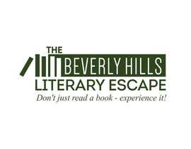 nº 34 pour Design a Logo for The Beverly Hills Literary Escape par rogerweikers