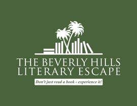 nº 41 pour Design a Logo for The Beverly Hills Literary Escape par rogerweikers