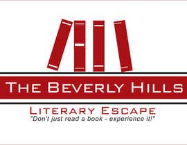 #70 for Design a Logo for The Beverly Hills Literary Escape by CarolinaGrande
