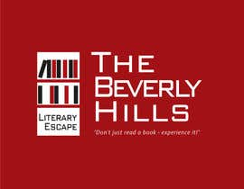 CarolinaGrande tarafından Design a Logo for The Beverly Hills Literary Escape için no 72