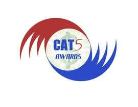 #5 for Design a Logo for CAT5 Awards af derekspence1402
