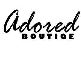 zaibmustaqem1 tarafından Design a Logo Adored Boutique için no 18