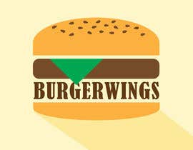 #18 for Design a burger logo by ivkobrutali