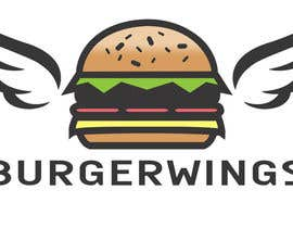 #21 for Design a burger logo by GeriPapp
