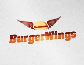 #10 for Design a burger logo by Sohannishu