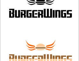#8 for Design a burger logo by kicve91