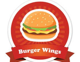 #6 for Design a burger logo by slim4ni