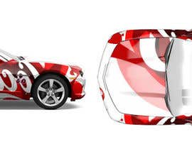 nº 42 pour Vehicle Wrap Graphics Design par theislanders