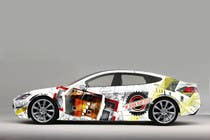 Contest Entry #13 for Vehicle Wrap Graphics Design