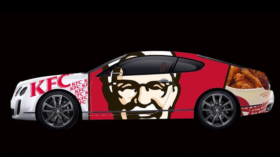 #22 for Vehicle Wrap Graphics Design by NicolasFragnito