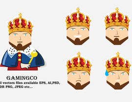 AVangel tarafından Design a cool king for a new startup için no 54