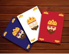 AVangel tarafından Design a cool king for a new startup için no 55
