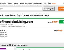 #130 for COME UP WITH A FINANCIAL ADVISORY COMPANY NAME by srichardsom