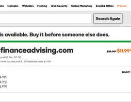 #132 for COME UP WITH A FINANCIAL ADVISORY COMPANY NAME by srichardsom