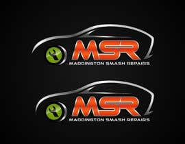 #63 for Develop a Corporate Identity for Maddington Smash Repairs by alkalifi