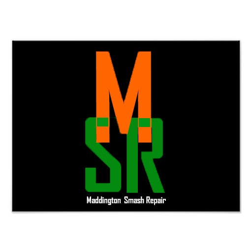 Proposition n°8 du concours Develop a Corporate Identity for Maddington Smash Repairs