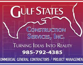 Nro 25 kilpailuun Design a Construction Company's Sign käyttäjältä nonasade