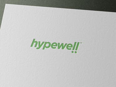 #65 for Design a Logo for Hype Well by Sevenbros