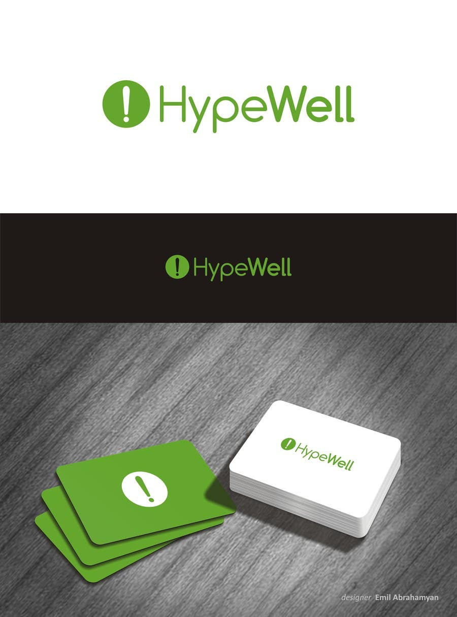 #143 for Design a Logo for Hype Well by emilan