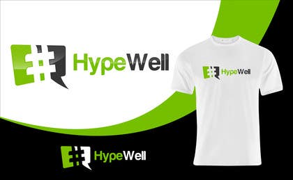 #168 for Design a Logo for Hype Well by taganherbord