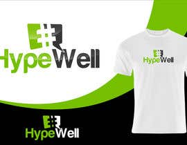 #169 para Design a Logo for Hype Well por taganherbord