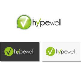 #174 para Design a Logo for Hype Well por anamiruna