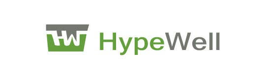 #242 for Design a Logo for Hype Well by rabinrai44