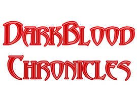 #23 for Design a New Logo for Dark Blood Chronicles by tanveer230