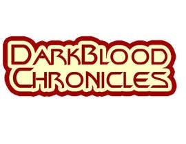nº 75 pour Design a New Logo for Dark Blood Chronicles par tanveer230