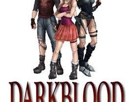 #170 for Design a New Logo for Dark Blood Chronicles by adrif73