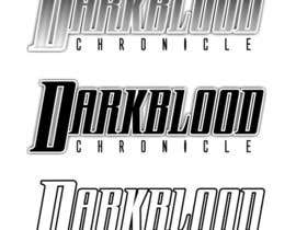 #165 for Design a New Logo for Dark Blood Chronicles by Lawe