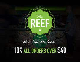 #9 for The Reef- In Store Graphics by prakash777pati