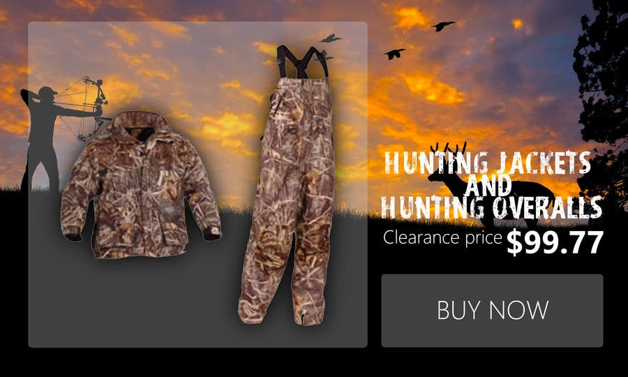 Contest Entry #                                        7                                      for                                         Sliding banner photos for a hunting and fishing website