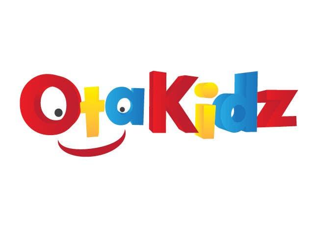 Konkurrenceindlæg #                                        80                                      for                                         Logo Design for Ota Kidz