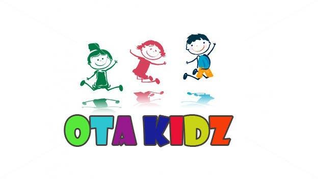Inscrição nº                                         109                                      do Concurso para                                         Logo Design for Ota Kidz