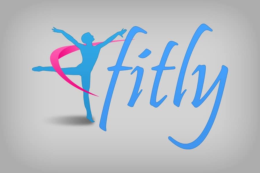 Inscrição nº                                         30                                      do Concurso para                                         Logo Design for Fitly