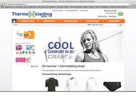 #275 for Design a Logo for a thermal clothing (base layer) webshop af MagicVector