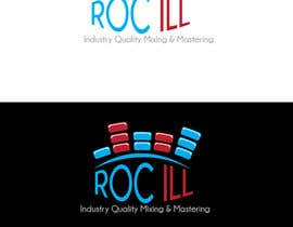 #28 untuk Design a Logo for ROC ILL Music Producer.Studio oleh utrejak