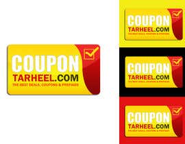#15 for Design a Logo for COUPONtarheel.com af Magsinodan