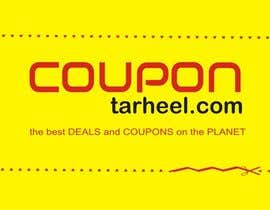 #28 for Design a Logo for COUPONtarheel.com by TATHAE