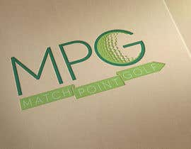 "PredragNovakovic tarafından Design a Logo for ""Match Point Golf"" için no 71"