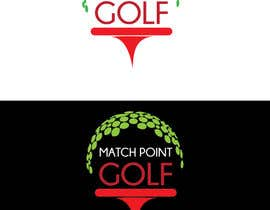 "#14 para Design a Logo for ""Match Point Golf"" por utrejak"