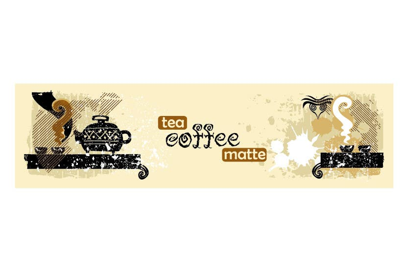 #1 for Design a Pull Up Banner for a Coffee Business by Arts360
