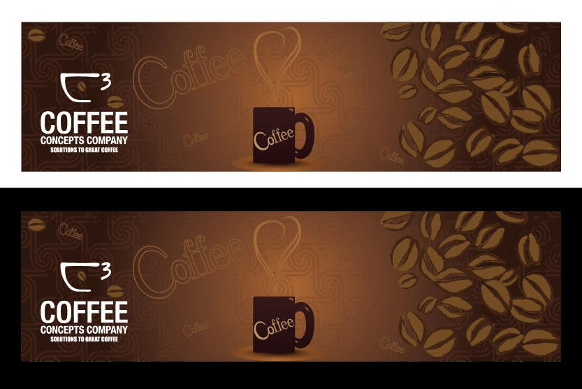 #3 for Design a Pull Up Banner for a Coffee Business by Arts360