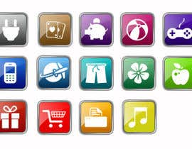 #3 untuk Icon or Button Design for Discount/Voucher Website oleh zdenusik