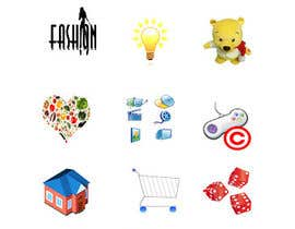 #5 untuk Icon or Button Design for Discount/Voucher Website oleh vsragupathi