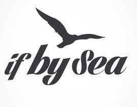 "#306 untuk Design a Logo for ""If By Sea"" oleh Simental02"