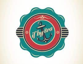 "#374 untuk Design a Logo for ""If By Sea"" oleh Simental02"